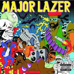 "major lazer / guns don't kill people… lazers do (2009) el sonido del 2011 viene sonando desde el 2009. aquí la prueba. 01. hold the line (featuring mr. lexx and santigold)02. when you hear the bassline (featuring ms. thing)03. can't stop now (featuring mr. vegas and jovi rockwell)04. lazer theme (featuring future trouble)05. anything goes (featuring turbulence)06. cash flow (featuring jahdan blakkamoore)07. mary jane (featuring mr. evil and mapei)08. bruk out (featuring t.o.k. and ms. thing)09. what u like (featuring amanda blank and einstein)10. keep it goin' louder (featuring nina sky and ricky blaze)11. pon de floor"" (featuring vybz kartel)12. baby (featuring prince zimboo)13. jump up (featuring leftside and supahype)"