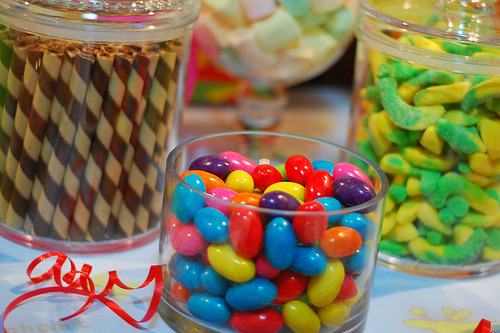 candyexpress:  candy buffet 1 (by curious_jane)