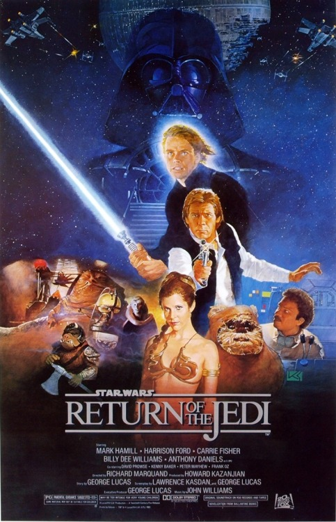 Star Wars: Episode VI - The Return of the Jedi (1983)