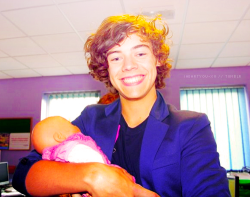 I want to be his wife and mom of his daughter =)