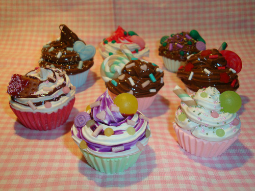 Cupcakes by Sugary.it on Flickr.
