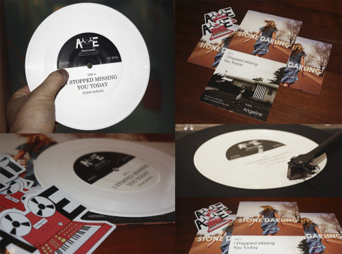 "We're giving away two complete sets of the Analog Edition catalogue on Everybody Taste, which includes vinyl releases by Stone Darling, Breakfast In Fur, and Blake Mills (as well a kickass music zine and sticker). Head over here for instructions on how to enter. If you're not feeling lucky, the Stone Darling 7"" is now for sale in the Analog Edition Store and is shipping straightaway. Thanks in advance for your support!"