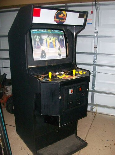 This is one of the most hideous arcade conversions ever. Operation Wolf to Mortal Kombat. ewww ewww ewwww ewwwwwww