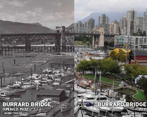 Oh Vancouver, how you've changed. Check out more then and now photos of the city. Want to see more? Send archival photos from B.C. to  gsedlarova@theprovince.com — don't forget to include the original credit for the image, if known. (P.S. We're back and we missed you — a lot.)