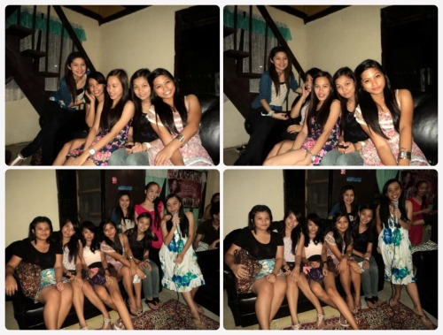 @ Gladys' 18th birthday party. fun,  awesome & super tiring night.