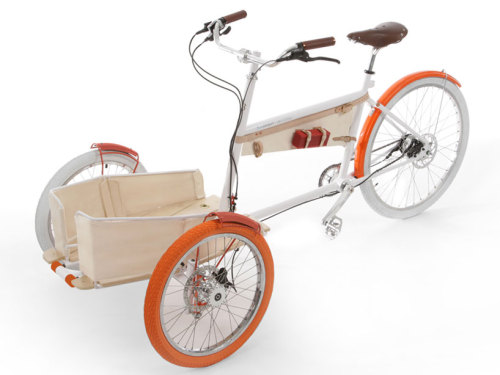 chirosangaku:  Designboom - Weblog - yves behar / fuseproject: local bike