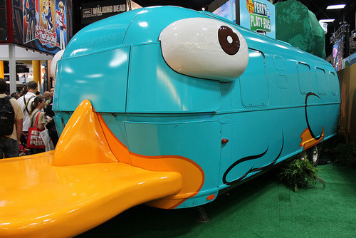 Hey! There's Perry
