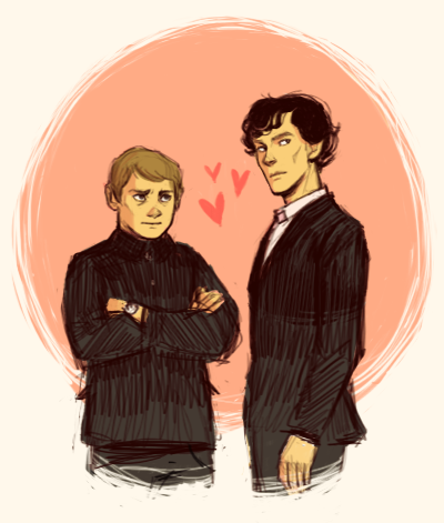 sherlockbbc:  andells:  the hearts were necessary  CASUALLY REBLOGGING MY BEAUTIFUL CO-MOD it's so beautiful