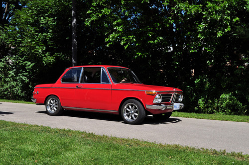 Great 1969 BMW 2002Ti by Justin Behrends on Flickr.