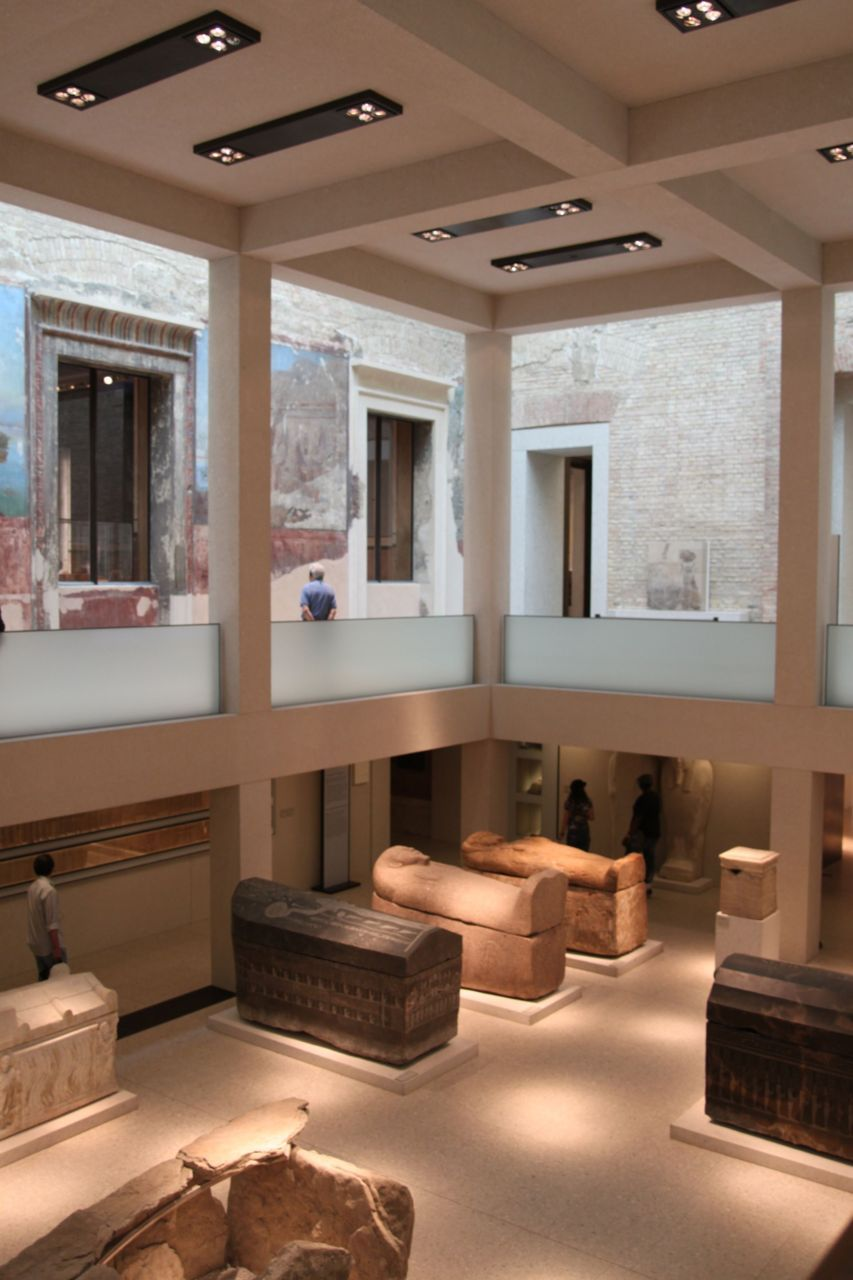 mlewoodsdk:  David Chipperfield's renovation to the Neues Museum