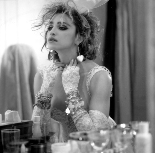 "Madonna by Steven Meisel ,""Like a Virgin"" Cover Album Session, 1984"