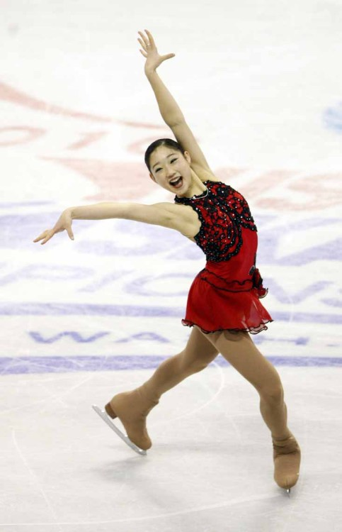 beautiful-shapes:  Mirai Nagasu, 2010 LP Carmen
