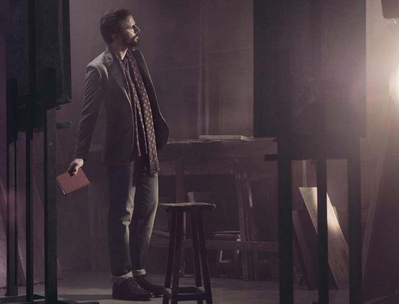 suitupplease:  Bill Gentle for Massimo Dutti f/w 11