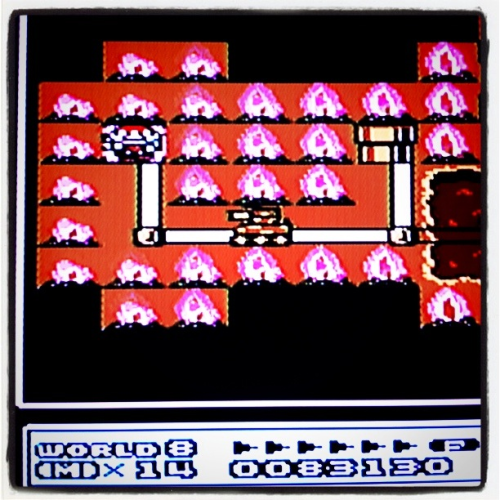 If your not up on the Super Mario Bros. 3, then you are dumb.
