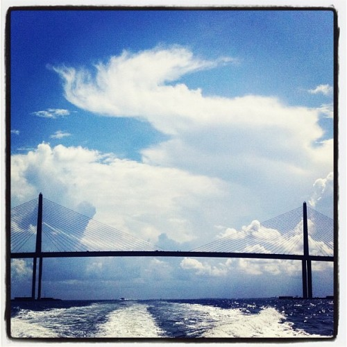 Skyway (Taken with instagram)