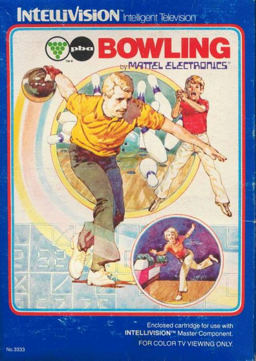 Developed by Mattel in 1981 for Intellivision