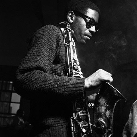 Joe Henderson.yay. atane:  Joe Henderson Photo by Francis Wolff