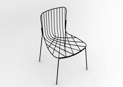 bravecadet:  (via Get Out! Maille Outdoor Chair | Design Milk)