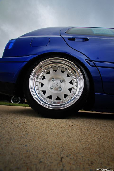 1trustfewfearnone:  So these are the wheels that were custom made for Alexi Derochambeau by fifteen52. He passed away earlier this year, at way too young of an age. RIP Alexi, you were one of the most innovative and nice people the Volkswagen community was privileged enough to have as a member.