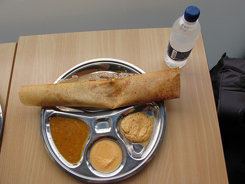 indian-food:  Masala Dosa