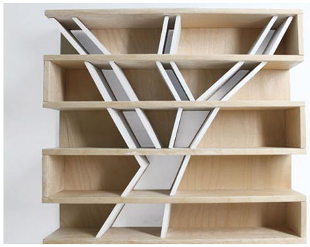 Loved! wearemfeo:  Tree shelf by Joindesign.