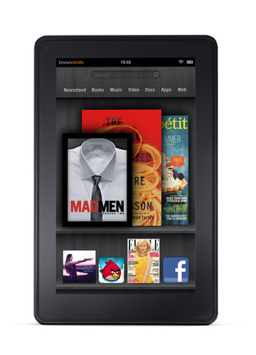 """Los que quieran seguir trabajando en el mundo HTML adelante, pero el futuro será #paginado y #movilytactil: """"The Kindle Fire doesn't have an embedded camera or a microphone. The device offers Wi-Fi connectivity, though not 3G access, and comes with a 30-day free trial of Amazon Prime, the company's $79-a-year membership service that includes streaming video and free two-day shipping"""""""