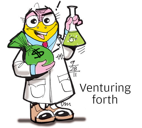 Venturing forth • The newly formed BioSTL, formally launched Tuesday and financed by some of the area's premier institutions and investors, hopes to transform St. Louis into a bioscience powerhouse that will rival coastal competitors. In the past, St. Louis institutions have lured and nurtured first-rate researchers, only to watch them leave for Boston or the Bay area. BioSTL aims to lure investors here, as well as entrepreneurs.