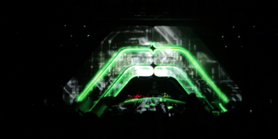 A screen shot of some footage we got of Andy C's ALIVE Tour at Valve Soundsystem, Video to follow