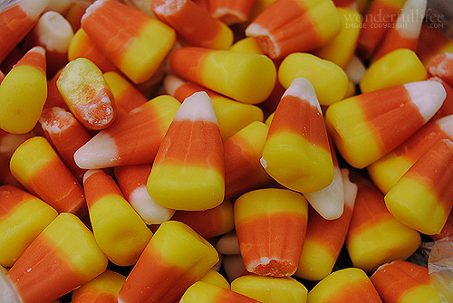 it's that time of year for candy corn!