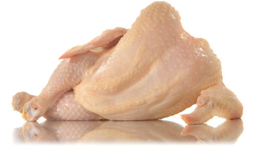 The sexiest raw chicken you'll ever see, courtesy the NY Times.