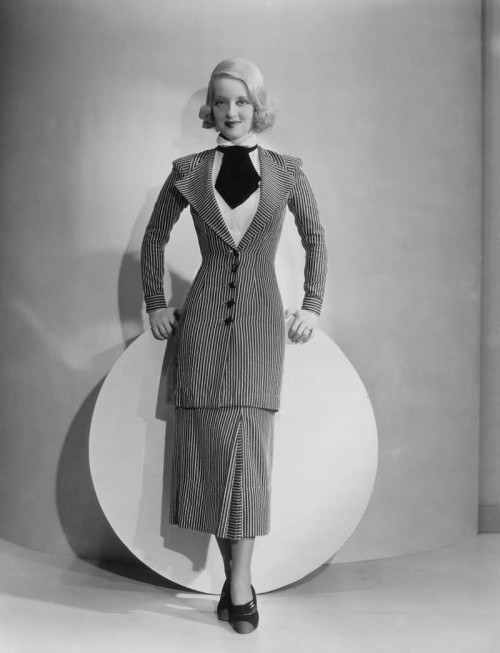 omgthatdress:  Bette Davis