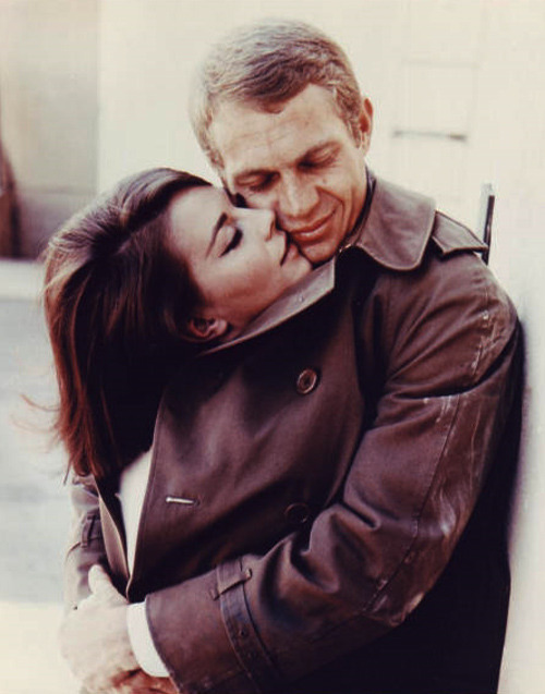 iamgoodrighthere:   Steve McQueen, Natalie Wood, Love With The Proper Stranger.
