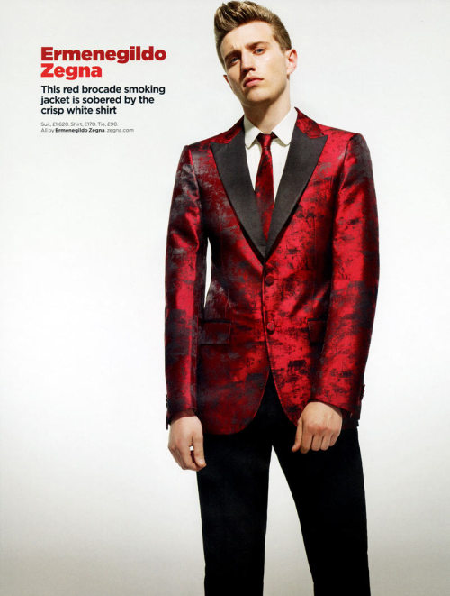 mensfashionworld:  The GQ Collections Fall/Winter 2011