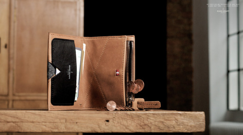 Hard Graft, Zip Heritage Wallet