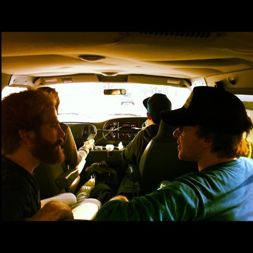 Ginger huddle (Taken with instagram)