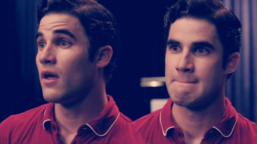 "legleekcestchic:  ; - ;  West Side Dreams:- ""Thank you."" Blaine nodded as he made his way off the stage. He was pretty happy with how his song had gone, and the reactions he'd received on the number had installed a dash of hope in him, that he really had a shot at Bernardo or the Officer.  ""Wait! Wait."" Artie called from across the auditorium. Blaine knew it. He inhaled deeply as Artie continued, ""On your audition form, you said you were only interested in the role of Bernardo.""  Blaine turned to face the three of them. Artie looked a little confused, but with a spark of something in his eyes. Ms Pillsbury looked concerned. Blaine started to fumble out his explaintion, ""Uh, yeah..o-or Officer Krupke.. either one's fine."" He pushed out a little smile. He'd really tried very hard to sound as convincing as possible, but he was mentally kicking himself as he stumbled over the words and as his voice quivered. He knew they weren't fooled as they all turned to each other with what Blaine saw as some sort of sympathy in their eyes. Blaine didn't want them to make a fuss over this, he was just fine with either of those two roles, like he'd said.. And this was his first year at McKinley, he didn't need to stand out among the crowd any more than he already did. He was just fine playing along side Kurt, he'd already told himself this enough times already. ""Would you mind reading for Tony?"" Artie asked him. Woah. Blaine was taken aback, eye's widening with nothing but shock. He wasn't expecting this at all. No. He knew they'd probably pity him for not going for the main and then leave him at that.. this was not meant to happen like this.  Blaine didn't know what to say. What could he say? All he had was two truths, neither he wanted them to know: a) He didn't go for the role of Tony because of Kurt, his Boyfriend. Blaine knew only too well how much this lead meant to Kurt. He needed it. Kurt would be an amazing Tony and Blaine would love to play alongside him. Kurt didn't tell Blaine he couldn't go for it, not at all, Kurt wasn't like that, not on purpose anyway. No. Blaine wanted Kurt to play this part and had no intention of having a stand off with the boy he loved, over the part that boy needed to get into the college of his dreams. But the other truth was the hardest to admit to even himself: b) Blaine wanted to play Tony, so badly so. Blaine wanted to feel like something special, like he had a purpose. He wanted to earn back a little more of that feeling of worth, that not too long ago, he thought was gone forever thanks to bullies. Blaine actually really loved musical theatre, more than many people knew. Dalton never performed any real musicals purely because of the lack females in the all boys school. They'd done monologues and performed concerts including some of the songs, but never actually done a whole big show. In Blaine's old old school he never dared go any where near the musical department, he was already beaten enough at that school for his sexuality and he just couldn't find the courage to be himself. Blaine had never even been in a play.  This was really his only shot and he loved West Side Story. He knew he'd had loved to play Tony, ever since Kurt told him that he and Rachel were pitching the idea to Mr Schuester. But he knew that he cared for Kurt more than anything, and that his boyfriend's happiness was the most important thing to Blaine. That's why when he heard Kurt's excitement about trying out for Tony and how he though he had it in the bag, that he had to step down from the part and let Kurt go for it. It'd be easy enough, if he didn't audition then he could just know that he wouldn't have been good enough anyway. By not auditioning for Tony, he could let it go rightfully to Kurt. But it hadn't gone to plan and here he was on that stage, looking very uncomfortable as the fought so hard within to say no to this opportunity. They were practically giving him the part, it was in reach and if he went for it, he'd have a good chance of finally getting that staring role he's always wanted. The dream he'd thrived for for so long was being handed to him on a golden plate, but to fill his dreams, Kurt's would starve. Blaine shuffled as Artie awaited an answer. Ms Pillsbury was nodding at him encouragingly and Coach Beiste looked at him with that same hope. They all believed he could do it. Blaine didn't get that feeling too much.. of other people believing in him. He opened his mouth to say something again, but no words came out as he shook his head, shaking the need to cry away. It was time to decide."