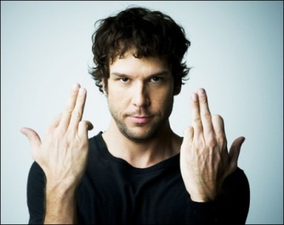 thedailywhat:  Dane Cook News of the Day: NBC announced today that it has signed a development deal with Dane Cook for a half-hour sitcom starring the controversial comedian. While many networks sought to sign with Cook, it was the lowest-rated network that eventually snagged the stand-up comic. The as-yet-untitled show is expected to air next Fall. Cook's previous forays into broadcast TV land include an unaired sitcom called Cooked, and a recurring role on the ABC comedy series Maybe This Time. He most recently guest starred on an episode of Louis C.K.'s FX show Louie, where accusations of Cook's joke-stealing were addressed. [deadline.]