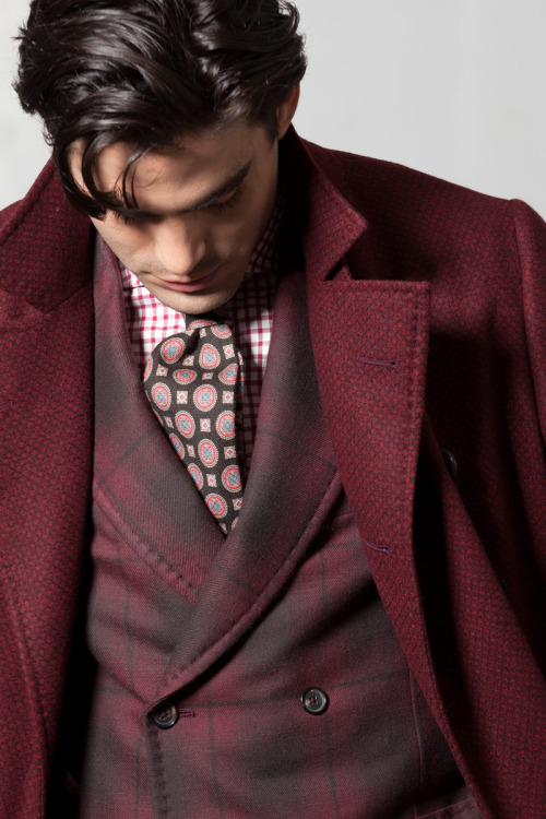 aneapolitandream:  Color Story for this Fall