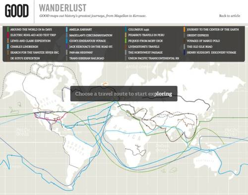 crookedindifference:  GOOD: Tracing historic wanderlust, from Magellan to Kerouac
