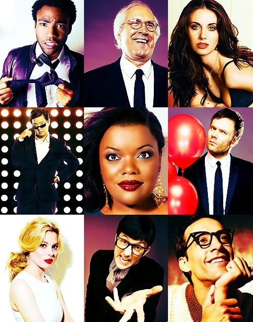 Community Cast: Random Photoshoots