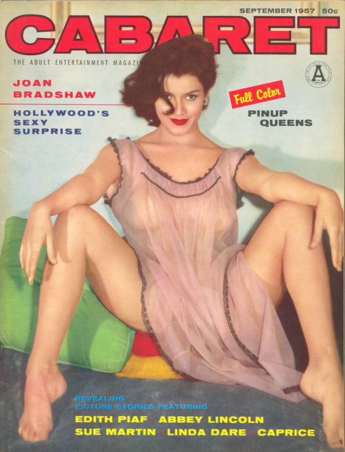 Cabaret 1957 09 vol.3 no.4 (by Love the Gals)