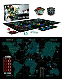METAL GEAR SOLID RISK! When you wanna spend the night fighting hard! Buy It Here!
