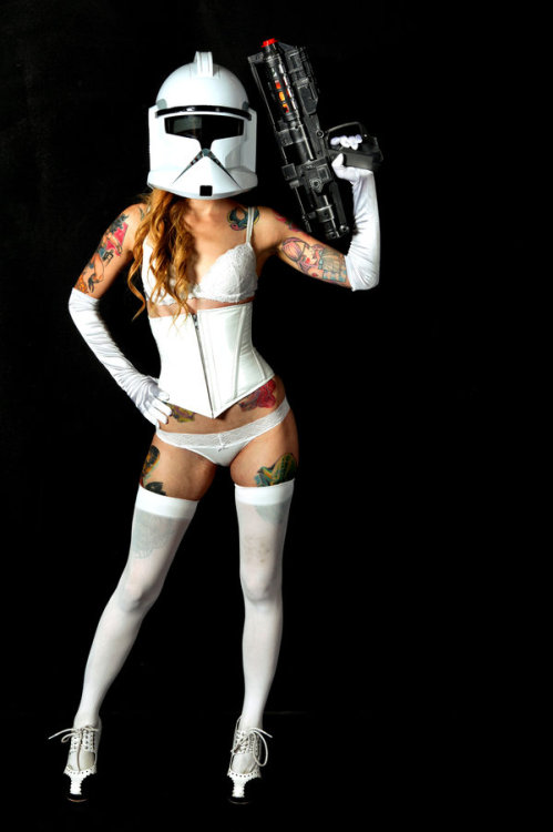 plon:  My Kind of Stormtrooper by *basserpix