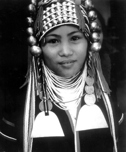 envicta:  Akha Hill Tribe girl