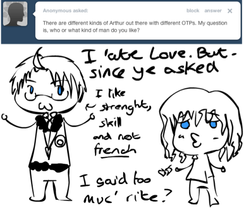 ((My OTP is actually UkFr/FrUk BD.. But UKUS/USUK are right behind~))
