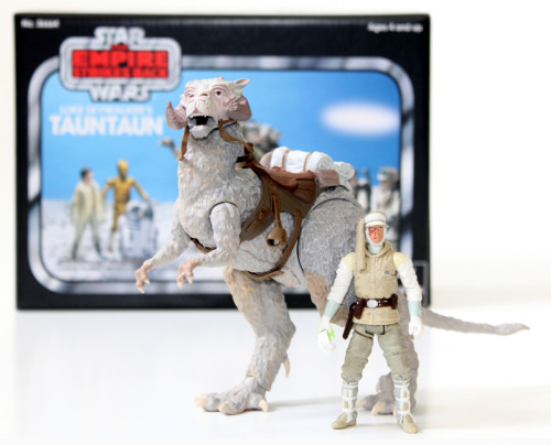 Hasbro vintage-packaging Tauntaun