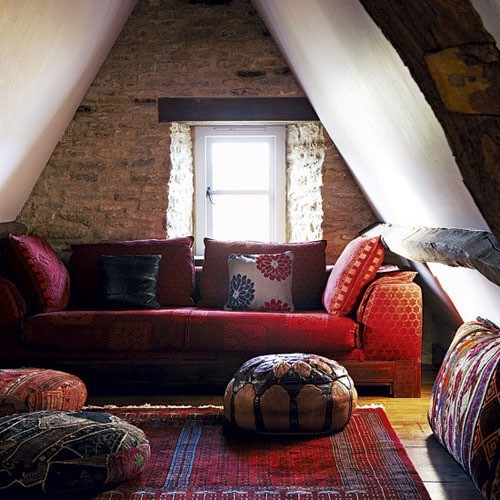 thatbohemiangirl:  My Bohemian Home ~ Living Rooms