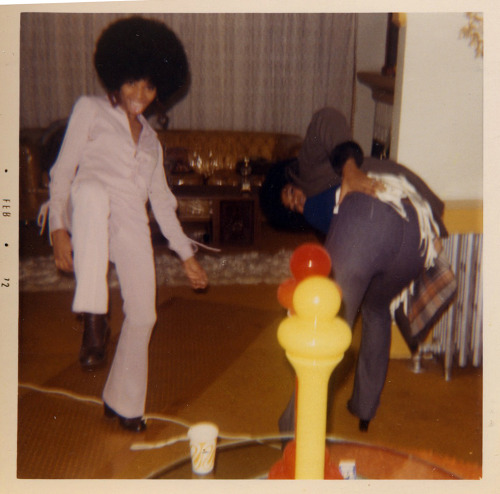 Gettin' Down February, 1972 ©WaheedPhotoArchive, 2011