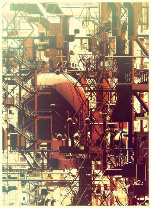 unknownskywalker:  Plants by Atelier Olschinsky