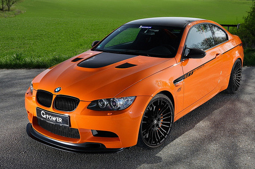 automotivated:  G-Power BMW M3 Tornado RS (by GermanCarScene)